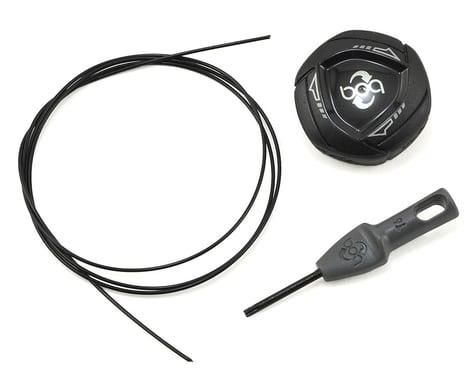 Shimano SH-RC700/XC700 Boa IP1 Repair Kit (Black) (Left)