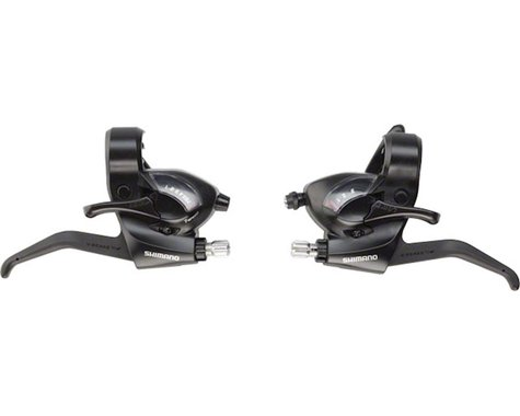 Shimano ST-EF41 Brake/Shift Lever Set (Black)