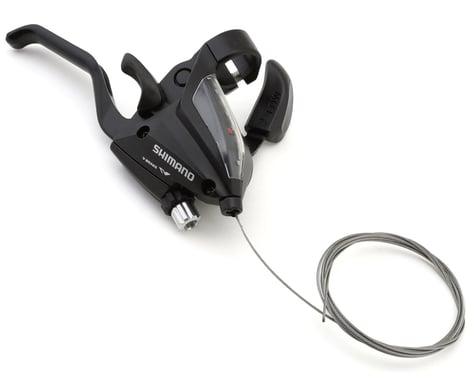 Shimano EF500 Rear Brake/Shift Lever (Black)