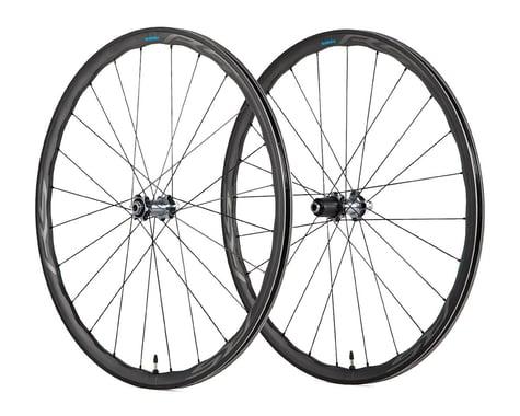 Shimano WH-RS770 C30 Disc Tubeless Wheelset (Black) (Centerlock)