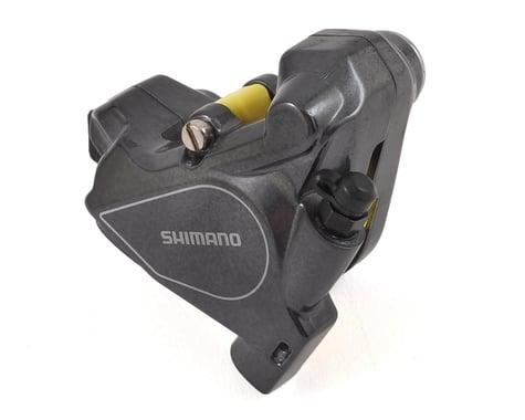 Shimano RS805 Road Disc Brake Caliper w/ Resin Pads (Flat-Mount) (Rear)