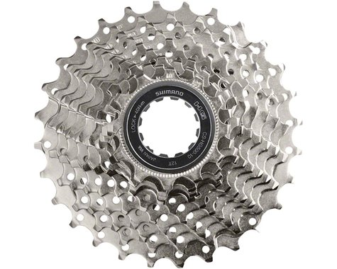 Shimano Deore M6000 CS-HG500 10-Speed Cassette (Nickel Plated) (11-32T)