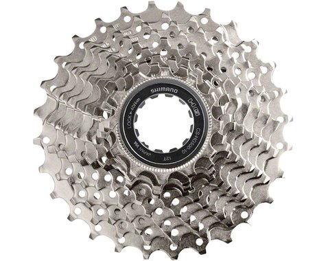 Shimano Deore M6000 CS-HG500 10-Speed Cassette (Nickel Plated) (11-34T)