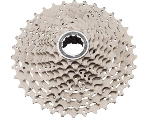 Shimano Deore M6000 CS-HG50 10-Speed Cassette (Nickel Plated) (11-36T) (11-36T)