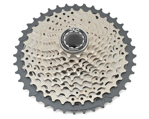 Shimano SLX CS-M7000 11-Speed Cassette (Silver/Black) (11-40T)