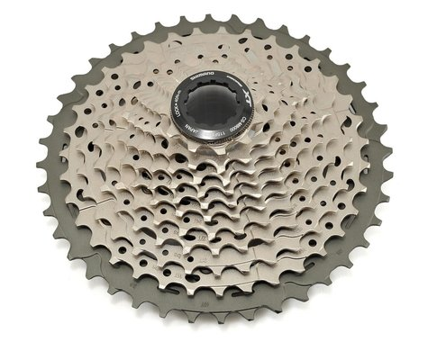 Shimano Deore XT CS-M8000 11-Speed Cassette (Grey) (11-40T)