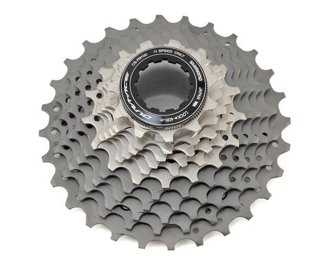 Shimano Dura-Ace CS-R9100 11 Speed Cassette (Silver/Grey) (11-28T)