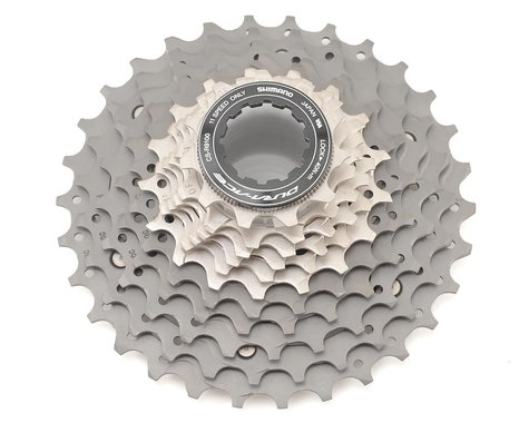 Shimano Dura-Ace CS-R9100 11 Speed Cassette (Silver/Grey) (11-30T)