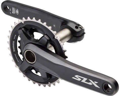 Shimano SLX M7000-2 11-Speed Crankset (24/34T) (175mm)