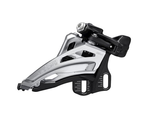 Shimano Deore M4100 Front Derailleur (2 x 10 Speed) (E-Type)