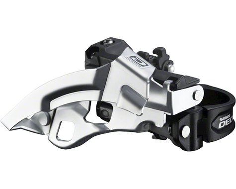 Shimano Deore FD-M610 3x10 Front Derailleur (28.6/31.8/34.9mm) (Dual-Pull)