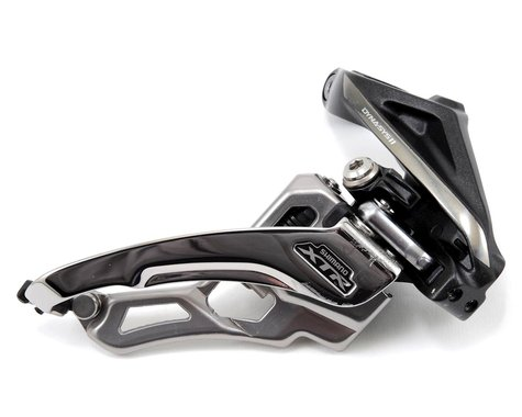 Shimano XTR FD-M9000 Side-Swing 3x11 Front Derailleur (High Clamp)