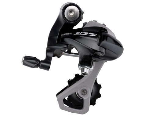 Shimano 105 RD-5701 Rear Derailleur (Black) (10 Speed) (Short Cage) (SS)