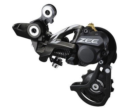 Shimano ZEE RD-M640-SSW 10-Speed Free-Ride Rear Derailleur (Short Cage)