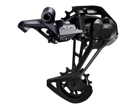 Shimano Deore XT RD-M8100 Rear Derailleur (Black) (1 x 12 Speed) (Long Cage) (SGS)