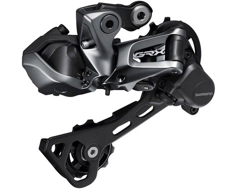 Shimano GRX Di2 RD-RX810 Rear Derailleur (Black) (1 x 11 Speed) (Long Cage)
