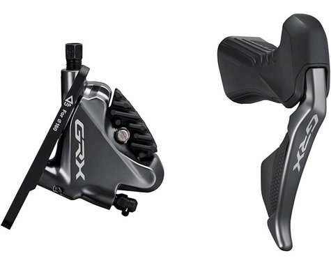 Shimano GRX ST-RX815 Di2 Disc Brake/Shift Lever Kit (Black)