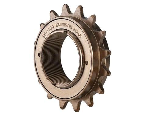 "Shimano SF-1200 Freewheel (Brown) (1/2"" x 1/8"") (20T)"