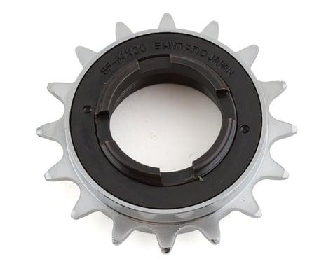 "Shimano MX30 Freewheel For 1/2"" X 3/32"" Chain (Chrome) (16 Tooth)"