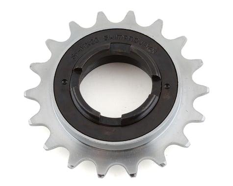 "Shimano MX30 Freewheel (Chrome) (1/2"" x 3/32"") (18T)"