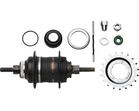 Shimano Nexus SG-3D55 Internally Geared Disc Brake Rear Hub Kit (32H)