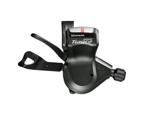 Shimano Tiagra SL-4700 Flat Bar Road Shifter Set (Black)