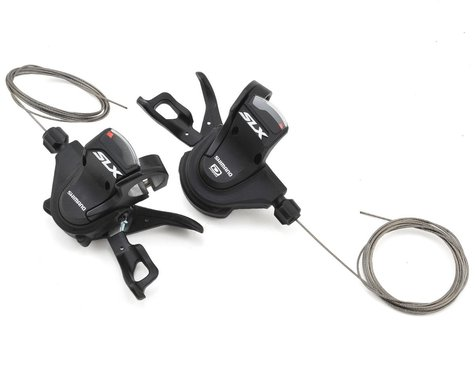 Shimano SLX SL-M670 2/3 X 10-Speed Shifter Set (Pair)