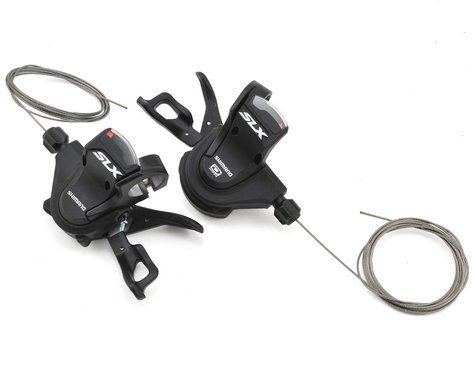 Shimano SLX SL-M670 2/3 X 10-Speed Shifter Set (Pair)