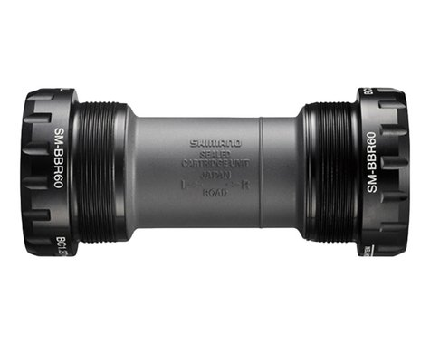 Shimano Ultegra SM-BBR60 Bottom Bracket (Black) (Italian) (70mm)