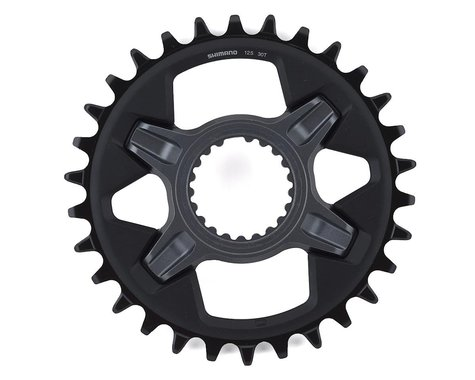 Shimano SLX SM-CRM75 1x Direct Mount Chainring (Grey) (Boost) (30T)