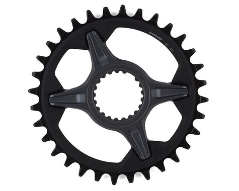 Shimano SLX SM-CRM75 1x Direct Mount Chainring (Grey) (Boost) (3mm Offset (Boost)) (32T)