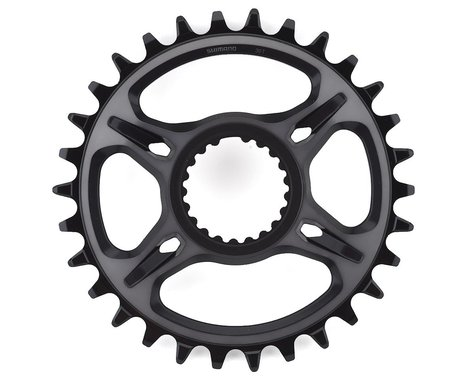 Shimano XTR M9100 Direct Mount Chainring (Black) (30T)