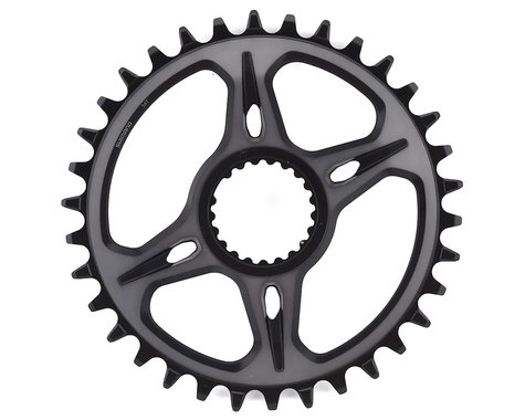 Shimano XTR M9100 Direct Mount Chainring (Black) (0mm Offset) (34T)