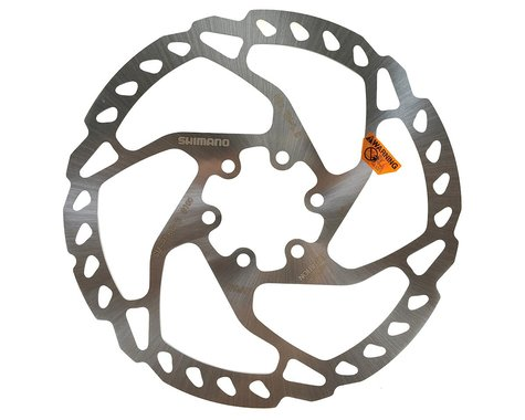 Shimano SLX/Deore RT66 Disc Brake Rotor (6-Bolt) (1) (160mm)