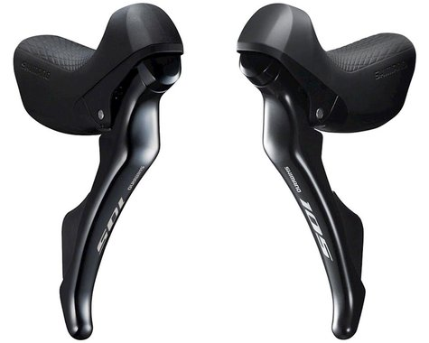 Shimano 105 ST-R7000 Shift/Brake Lever Set (Black)