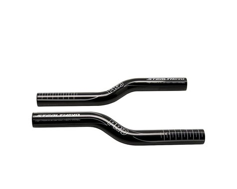 PRO Missile Carbon TT S-Bend Aerobar Extensions