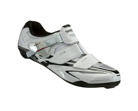 Shimano SH-R170 Road Shoes (White) (48)