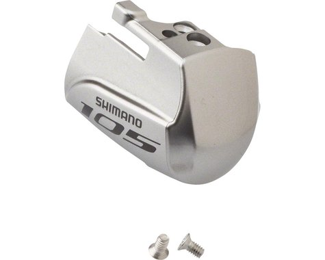 Shimano 105 ST-5800 STI Lever Name Plate and Fixing Screws (Right)