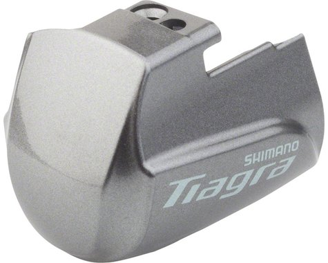 Shimano Tiagra ST-4700 STI Lever Name Plate and Fixing Screw (Left)