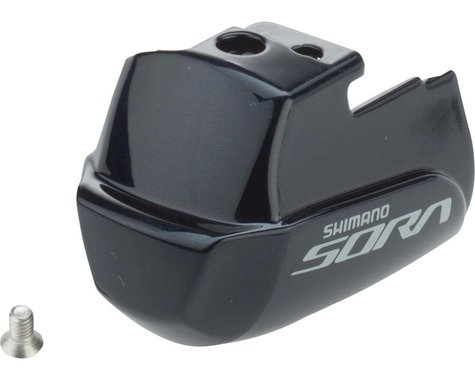 Shimano Sora ST-R3000 STI Lever Name Plate and Fixing Screw (Left)