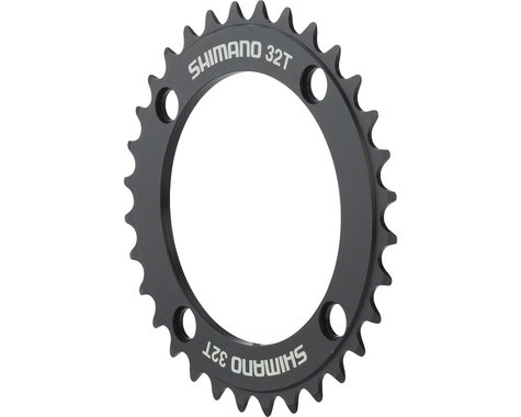 Shimano XT M751 9-Speed Chainring (Black) (104mm BCD) (32T)