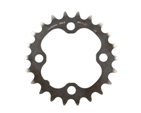 Shimano Deore Lx M580 22T 9-Speed Inner Chainring