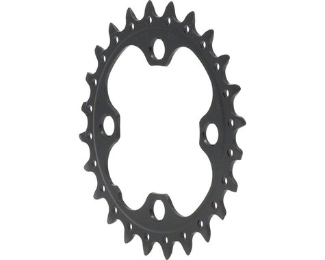 Shimano SLX Inner Chainring (Black) (64mm BCD) (Offset N/A) (24T)