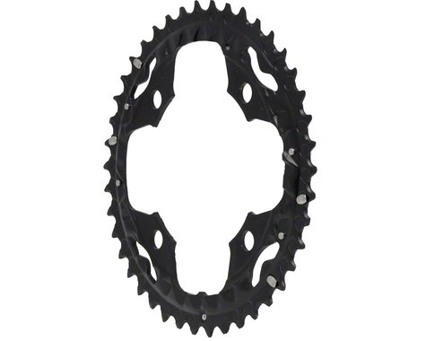Shimano SLX M660 Chainring (Black) (104mm BCD)