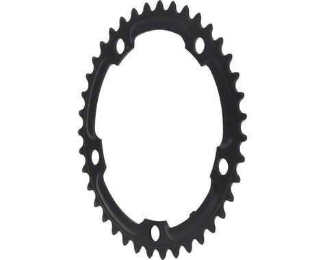 Shimano 105 5700 Chainring (Black) (130mm BCD) (39T)