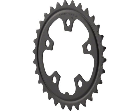 Shimano Sora 3503 Chainring (Black) (74mm BCD) (Offset N/A) (30T)