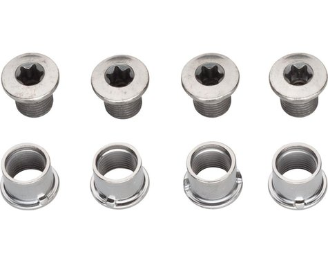 Shimano SLX FC-M7000-3 Middle and Outer Chainring Bolts (8)
