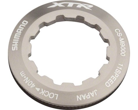Shimano XTR CS-M9000 Cassette Lockring (11 Speed) (For 11T Cog)