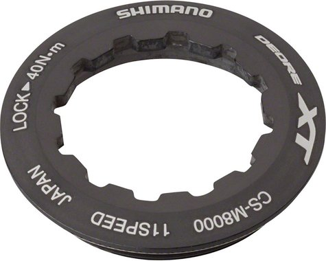 Shimano XT CS-M8000 Cassette Lockring (11-Speed) (For 11T Cog)