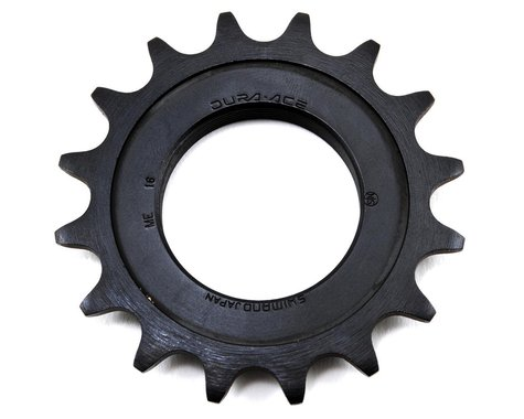 """Shimano Dura-Ace 1/8"""" Track Cog (Black) (16T)"""